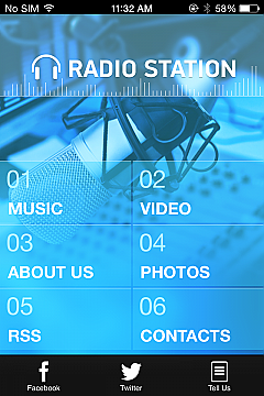 RadioStation Apps
