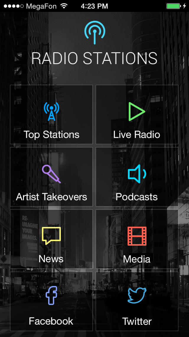 Internet Radio Apps